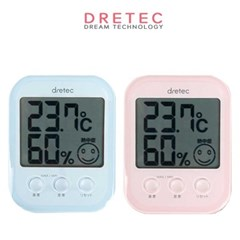 드레텍 디지털 온습도계 O-292