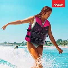 카즈미 트랙스 Z1 구명조끼 M / K8T3A006 아동 성인 물놀이용품