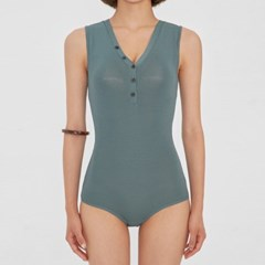button point knit bikini_(986204)