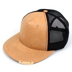 Paper Mesh Strapback Cap 페이퍼스냅백