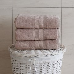 Dorchester Cotton Bath Towel Beige_(824970)