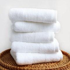 Dorchester Cotton Hand Towel White_(824964)