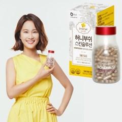 김지민 이너셋 허니부쉬 (1개월분,120캡슐) + 깔라만시1박스