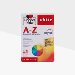 도펠헤르츠 비타민 A-Z Depot 40정_(1101808)