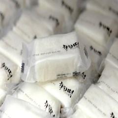 [착한떡] 우유백설기