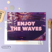 Television Postcard_Enjoy