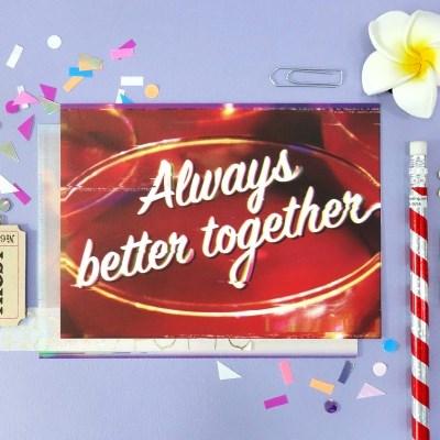 Television Postcard_Together