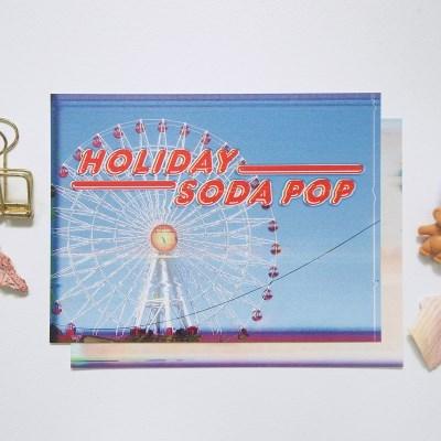 Television Postcard_Soda Pop