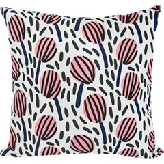 Tulipa Cushion by Jennifer Bouron
