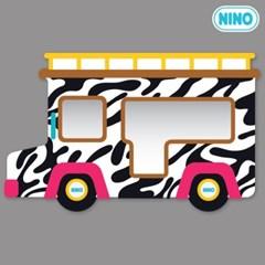 니노 미러보드 안전거울 (사파리차 측면)