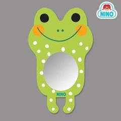 니노 미러보드 안전거울 욕실거울 (개구리)