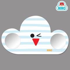 니노 미러보드 안전거울 욕실거울 (구름)