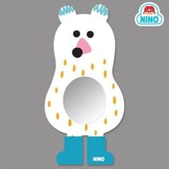 니노 미러보드 안전거울 욕실거울 (백곰)