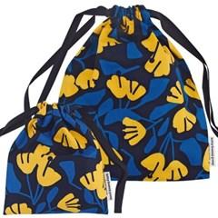 Forsythia Storage Bag by Jessica Nielsen