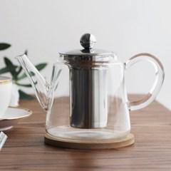 cafe Koti 베이직 티포트·서버 800ml