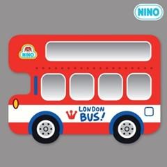 니노 미러보드 안전거울 (런던버스 측면)
