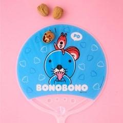 보노보노 - 원형부채(big)