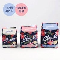 겨울맞이 착한생리대 클라우드나인 12개월 패키지(3종)