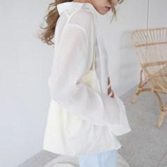 Clean rustle cotton bag