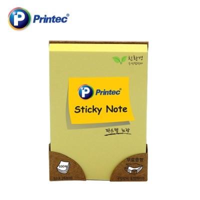 스티키노트(5176Y/프린텍)