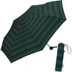 wpc우산 그린 보더 미니 남자여자 3단우산 MSM-045