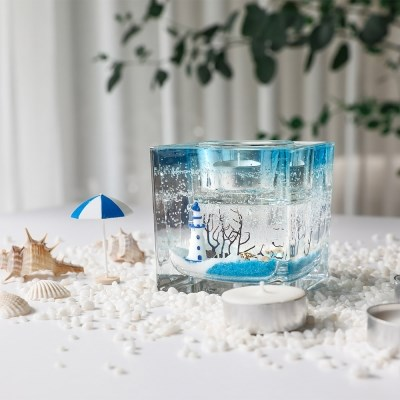 [텐텐클래스] (대전) 여름바다 그대로 캔들안에 쏙!