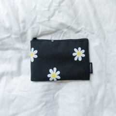 [오더메이드]JULY'S FLAT POUCH_S-daisy