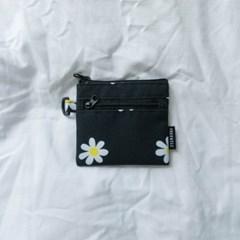 [오더메이드]JULY'S GOOD TRIP WALLET_HALF-daisy