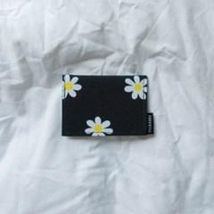 [오더메이드]JULY'S FLAT WALLET-daisy