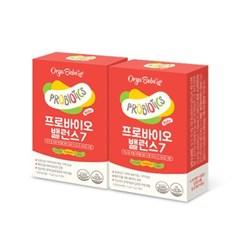 올가베베 프로바이오 밸런스7 2BOX (총60포) 유아유산균