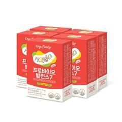 올가베베 프로바이오 밸런스7 5BOX (총150포)유아유산균