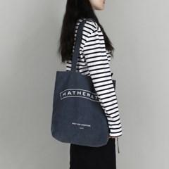Mill C4 shoulder Bag_washed Blue