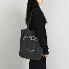 Mill C4 shoulder Bag_washed Black