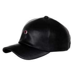 [아케이드코드] RIVET BALLCAP (Black/Purple)_(858101)