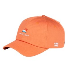 [아케이드코드] POLICE BALLCAP (Orange)_(858098)