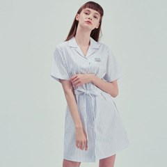 LOVELY SHIRT ONE-PIECE BL