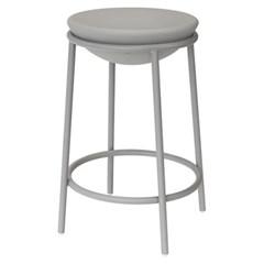 terry bar stool low