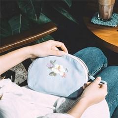 hobbyful 프랑스자수 마리몬드 파우치 만들기 온라인 취미 클래스