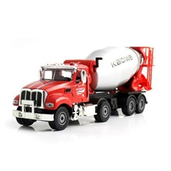 레미콘 모형자동차 CEMENT MIXER TRUCK (KDW251075RE)