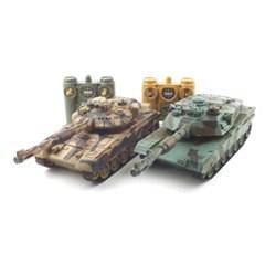 배틀탱크 세트 T-90 vs M1A2 (YAK236006SET) RC탱크