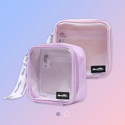 TWINKLE CANDY POUCH (얼모스트블루 파우치) - SMALL
