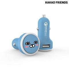 카카오프렌즈 차량용 고속 충전기 1포트 QC3.0 네오_(1481120)