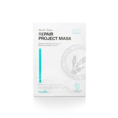 [Pharmtree] 멀티케어 리페어 프로젝트 마스크(1매/단품)