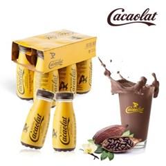스페인 프리미엄 카카오우유 카카오랏 오리지널 200ML PET 6팩