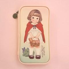 paper doll matemulti pen pouch ver.4_Sally