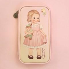 paper doll matemulti pen pouch ver.4_Julie
