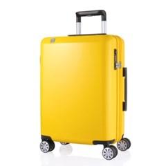 [Travel Mate] 마인츠 TSA 기내용 20형 확장형 여행가방 - 옐로우
