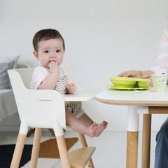 헤이 하이체어 유아식탁의자 아기식탁의자 패드세트