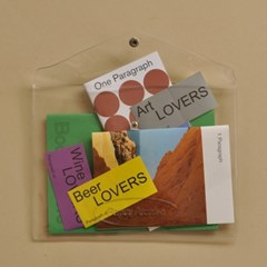 Paper Archive Pouch