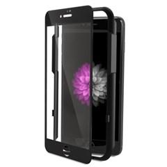 신지모루 신지글래스 아이폰6/6s 플러스용 풀커버 강화유리 3D
